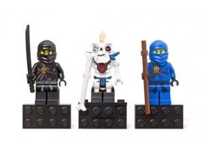 obrázek Lego 853102 Magnetické figurky Ninjago