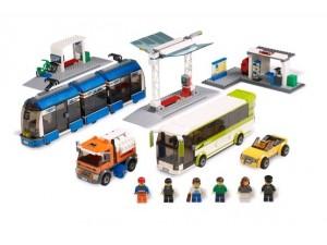 obrázek Lego 8404 City Veřejná doprava