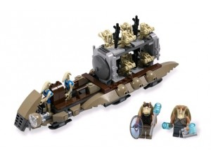 obrázek Lego 7929 Star Wars Bitva o Naboo