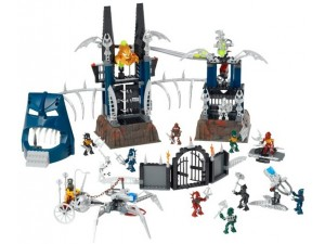 obrázek Lego 8894 Bionicle Pevnost Piraků
