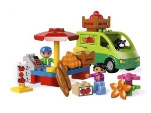 obrázek Lego 5683 Duplo Tržiště