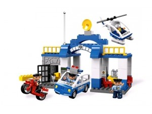 obrázek Lego 5681 Duplo Policejní stanice