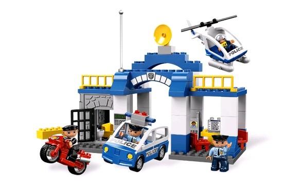 Lego 5681 Duplo Policejní stanice