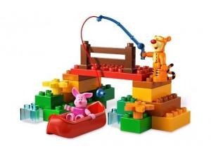 obrázek Lego 5946 Duplo Expedice s tygříkem