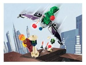 obrázek Lego 1374 Spiderman Green Goblin