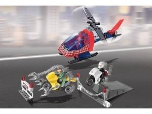 Lego 4858 Spiderman Doc Ock's Crime Spree