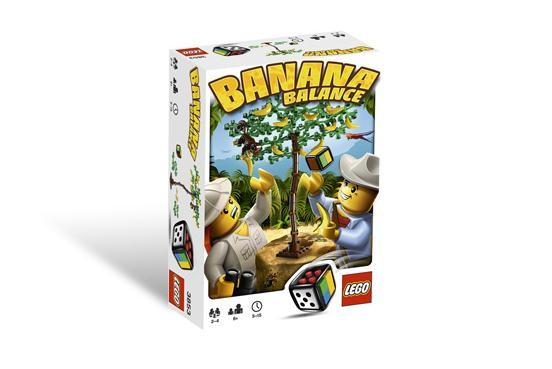 Lego 3853 Sbírej banány