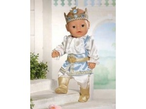 804995 Baby Born set princ