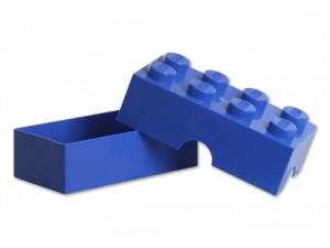 obrázek Lego dóza na svačinu modrá