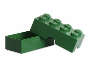 obrázek Lego dóza na svačinu zelená