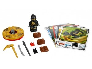 obrázek Lego 2170 Ninjago Cole DX
