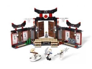 obrázek Lego 2504 Ninjago Škola bojových umění