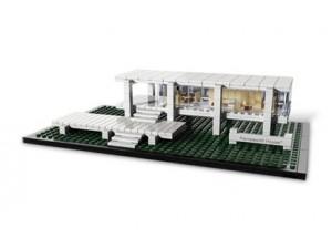 obrázek Lego 21009 Architecture Farnsworth House