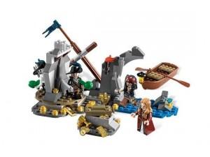 obrázek Lego 4181 Piráti z Karibiku Ostrov smrti