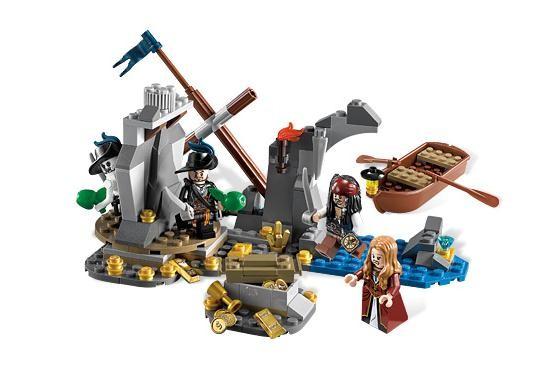 Lego 4181 Pir 225 Ti Z Karibiku Ostrov Smrti Dzunglehracek