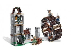 obrázek Lego 4183 Piráti z Karibiku Mlýn