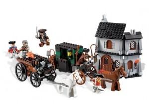 obrázek Lego 4193 Piráti z Karibiku Útěk z Londýna