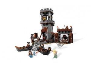 Lego 4194 Piráti z Karibiku Rozbouřená zátoka