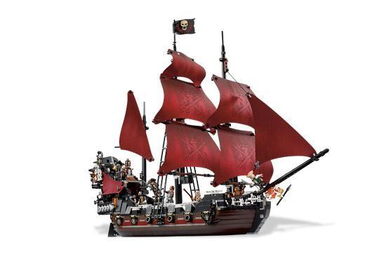 Lego 4195 Piráti z Karibiku Pomsta královny Anny