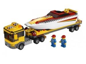 obrázek Lego 4643 City Přívěs na motorový člun