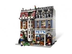 obrázek Lego 10218 Zverimex - Pet shop