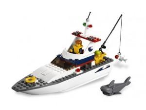 obrázek Lego 4642 City Rybářský člun