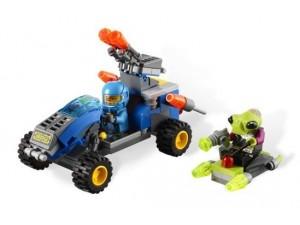 obrázek Lego 7050 Alien Conquest Alien defender
