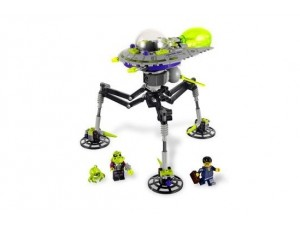 obrázek Lego 7051 Alien Conquest Tripod Invader