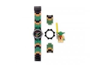 obrázek Lego 2856130 Star Wars hodinky Yoda