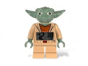 obrázek Lego 2856203 Star Wars budík Yoda