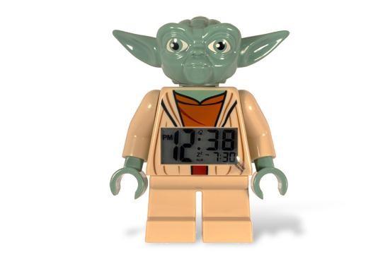 Lego 2856203 Star Wars budík Yoda