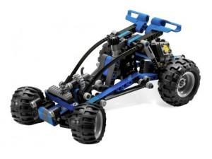 obrázek Lego 8296 Technic Bugina do dun
