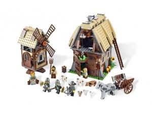 obrázek Lego 7189 Kingdoms Nájezd na středověký mlýn