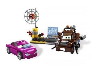 obrázek Lego 8424 Cars Burák - špión