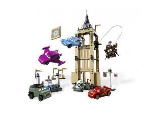 obrázek Lego 8639 Cars Big Bentley na útěku