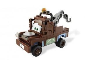 obrázek Lego 8201 Cars Klasický Burák