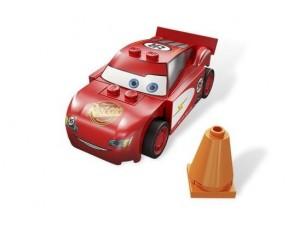 obrázek Lego 8200 Cars Kardanová Lhota - Blesk McQueen