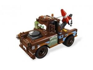 obrázek Lego 8677 Cars Senzační model k sestavení - Burák