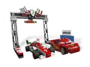 obrázek Lego 8423 Cars Velká cena mistrovství světa - pres