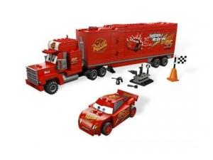 obrázek Lego 8486 Cars Mack - servisní kamión týmu