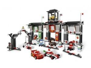 obrázek Lego 8679 Cars Mezinárodní závody