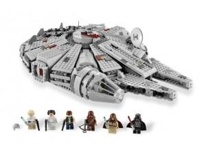 obrázek Lego 7965 Star Wars Millenium Falcon