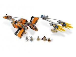 obrázek Lego 7962 Star Wars Anakin's and Sebulba's Podrace