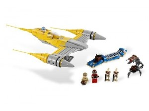 obrázek Lego 7877 Star Wars Naboo Starfighter