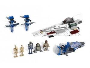 obrázek Lego 7868 Star Wars Mace Windu's Jedi Starfighter