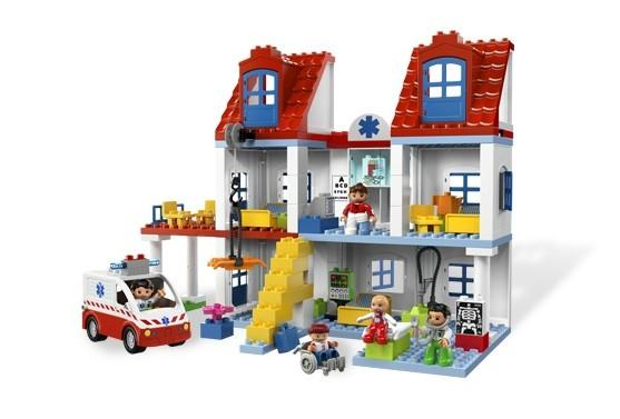 Lego 5795 Duplo Velká městská nemocnice