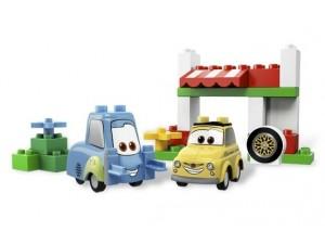 obrázek Lego 5818 Duplo CARS Italský podnik Luigi