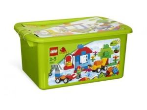 obrázek Lego 6052 Duplo Velký box s kostkami