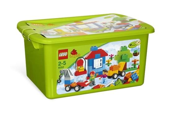 Lego 6052 Duplo Velký box s kostkami