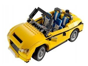 obrázek Lego 5767 Creator Skvělý cabriolet